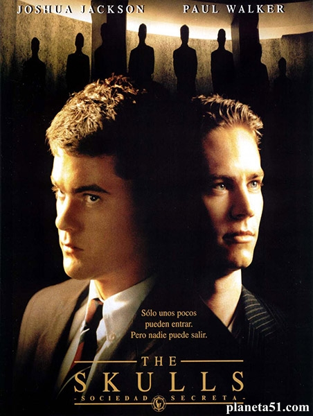Черепа / The Skulls (2000/HDTVRip)