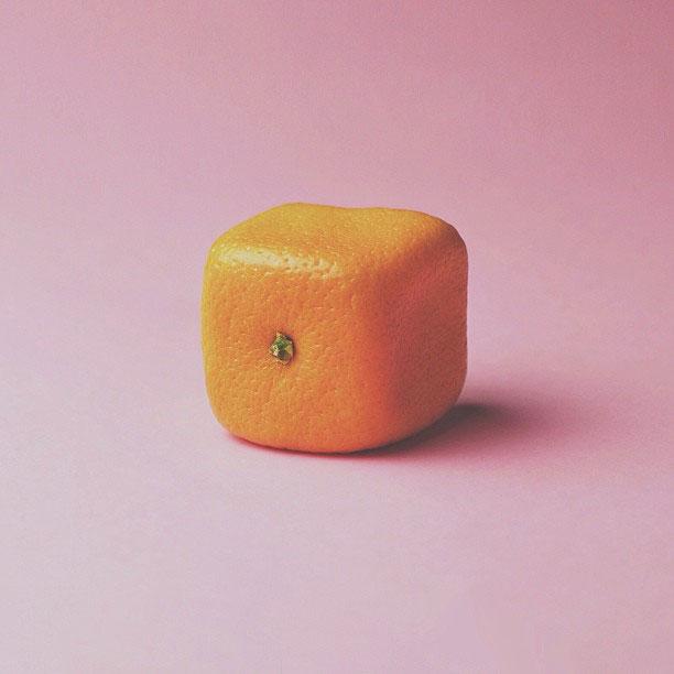 Креативные фотографии с обычными предметами (Брок Дэвис)