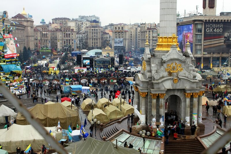 Евромайдан 21 декабря