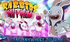 Игра Безумные кролики танцы +картинки литл пони!