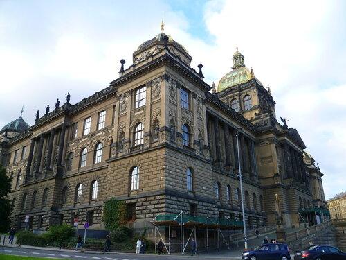 Национальный музей в Праге, Чехия (National Museum in Prague, Czech Republic)