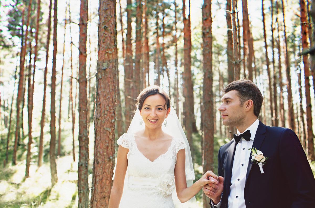 Свадебный фотограф в Калининграде. Фотограф Сергей Сериченко