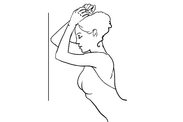 Позирование: позы для гламурного портрета 16