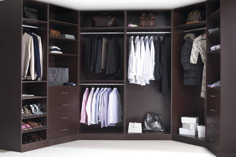 Walk In Wardrobes