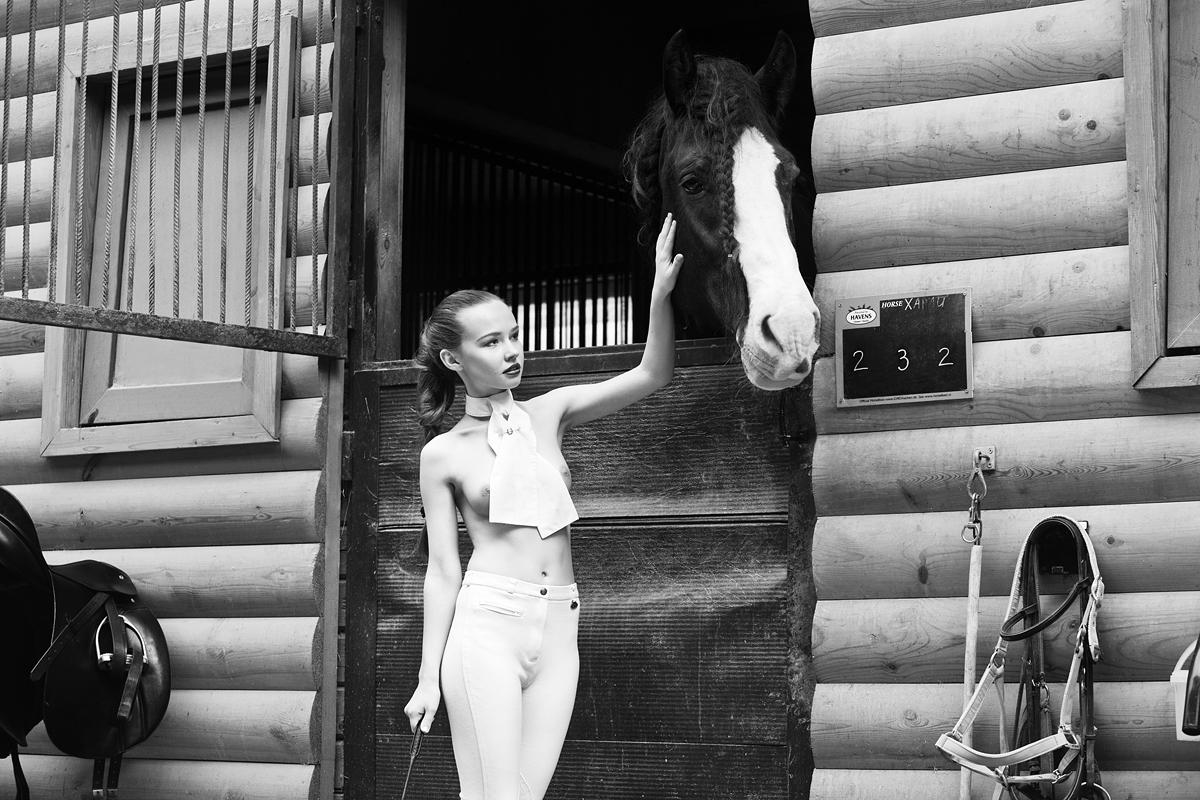 Календарь 2014 / фотограф Виктор Скоробогатов, модели Татьяна Кузнецова и Сергей Курмель