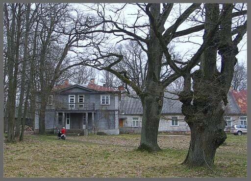 Охотничий дворец графа Палена, фото Р. Римша, 2008 г.