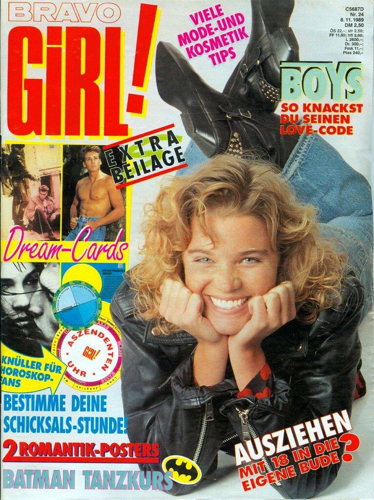 Germany Bravo Magazine Covers - Неспящие в Торонто