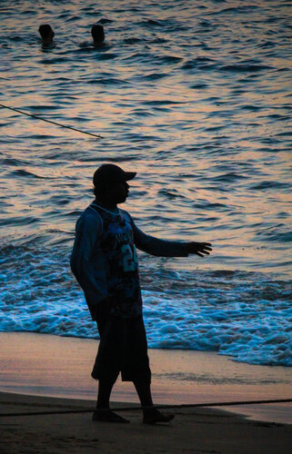 Гоа, пляж Анджуна