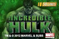 The Incredible Hulk 50 Lines бесплатно, без регистрации от PlayTech