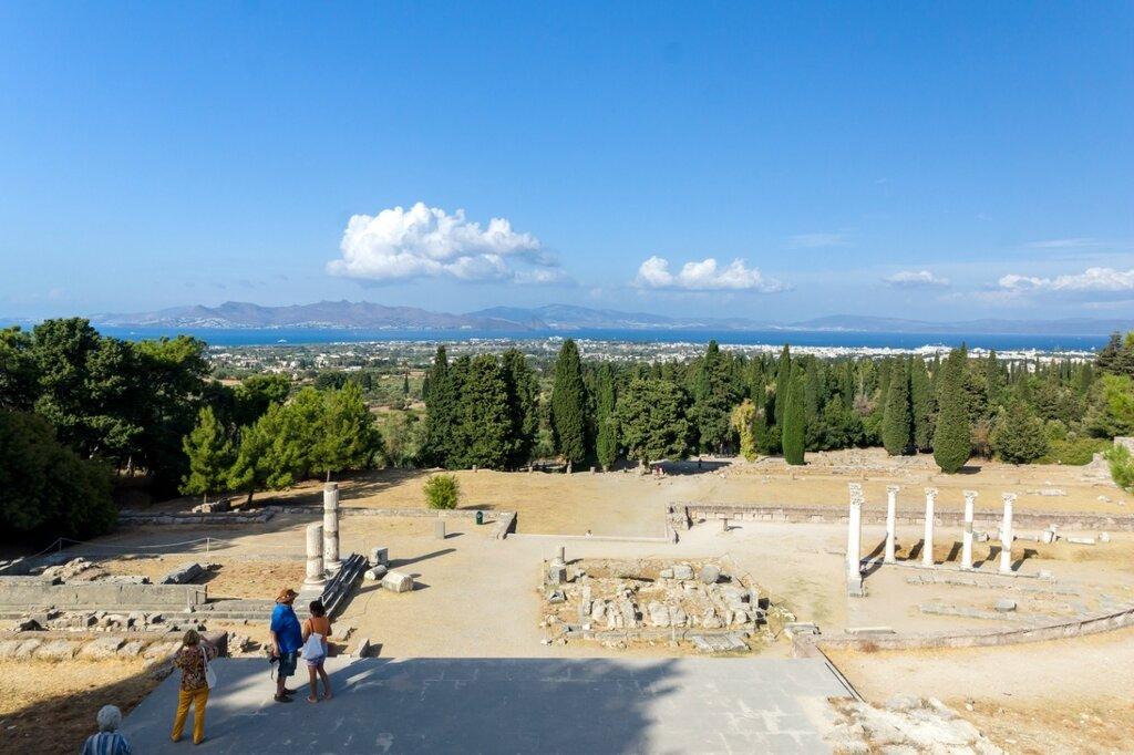 Асклепион, о.Кос, Греция