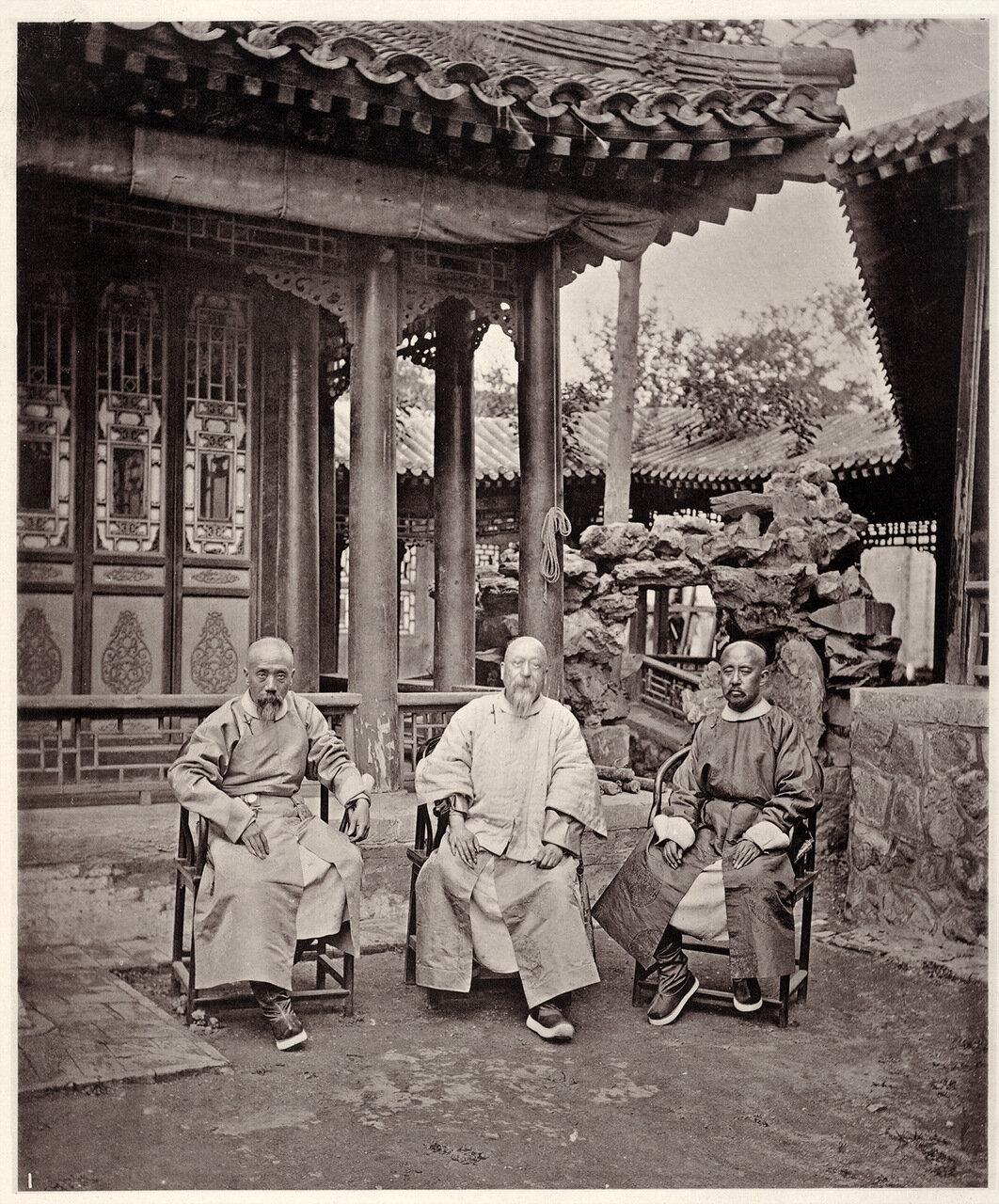 Китайские министры