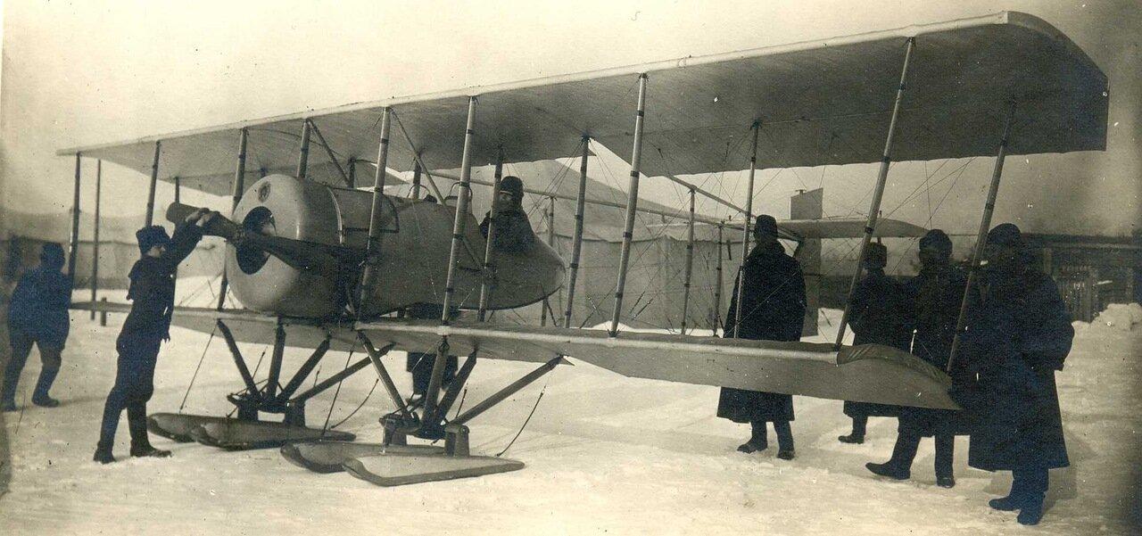 Самолет ВВС России. Первая мировая война
