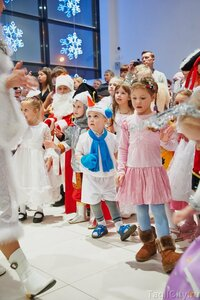 дети,Skoda,праздник,авто,Новый год