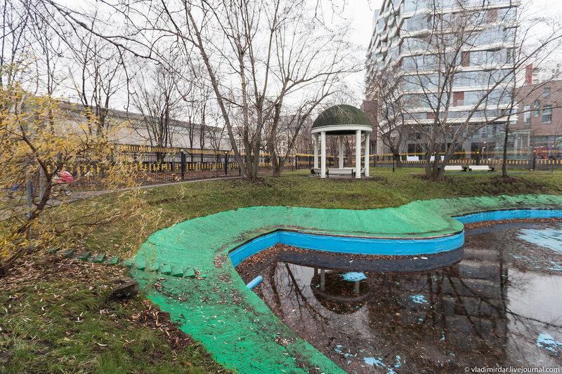 Верхний Екатерининский пруд