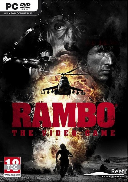 Rambo: The Video Game (2014/ENG/MULTI5/RePack)
