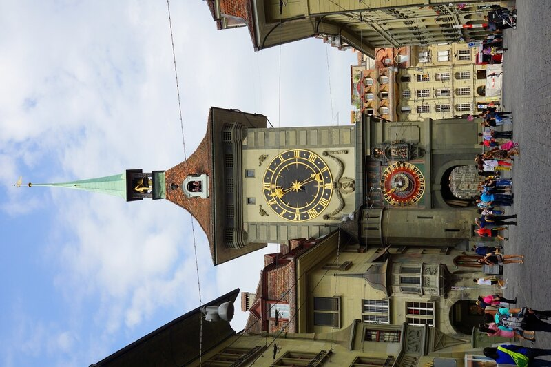 Главные часы Берна