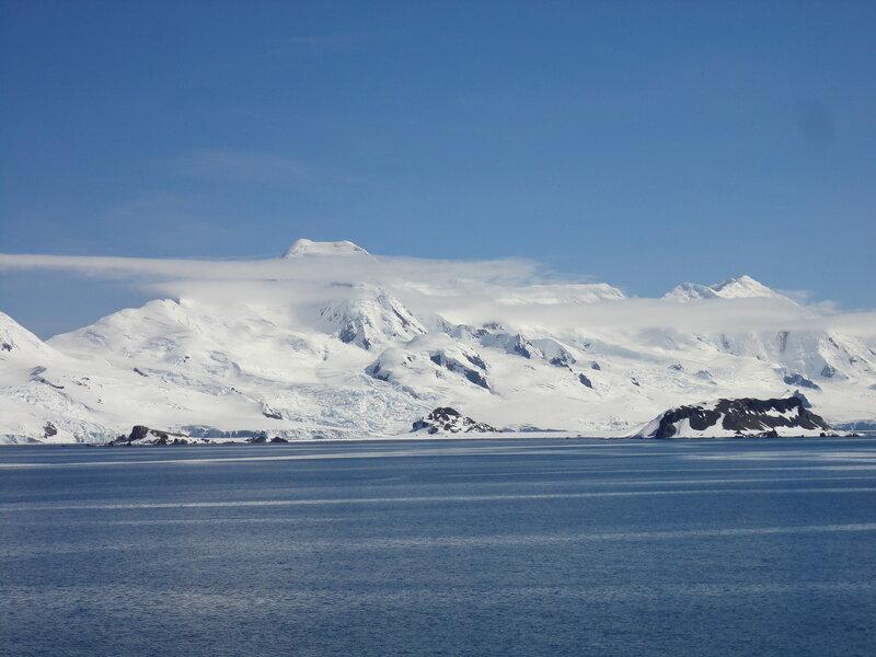 Антарктида, открытие материка
