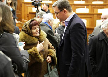 Молдавский спикер рассказал в Брюсселе о «пользе евроинтеграции» для Приднестровья