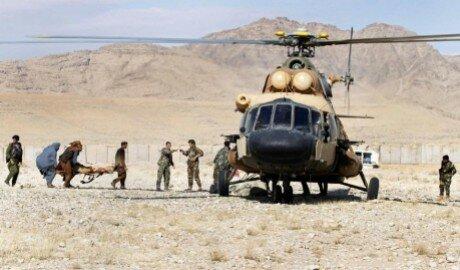 В катастрофе вертолета в Афганистане погиб гражданин Молдовы
