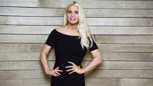 Джессика Симпсон рассказала свой секрет похудения