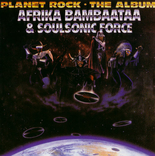 Afrika Bambaataa and Soulsonic Force - Planet Rock (1986) MP3