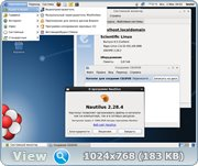 Scientific Linux 6.5 Live [i386] 1xDVD, 2xCD