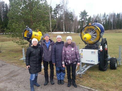 Первенство мира и Европы в Эстонии