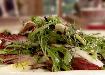 Готовый Новогодний салат