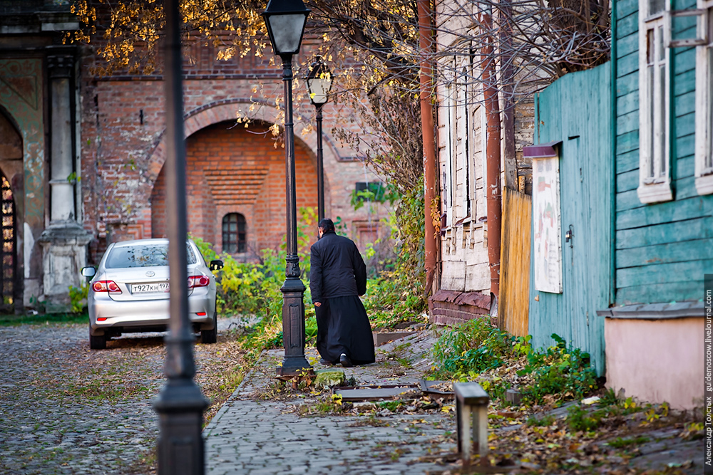 Москва, Крутицкое подворье