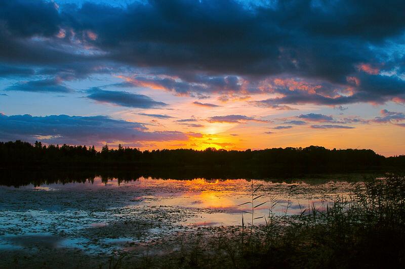 Озеро Поркуни