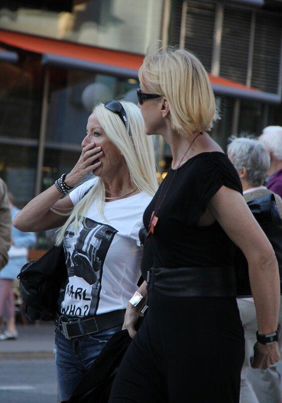 Stockholm's pepole. Люди Стокгольма
