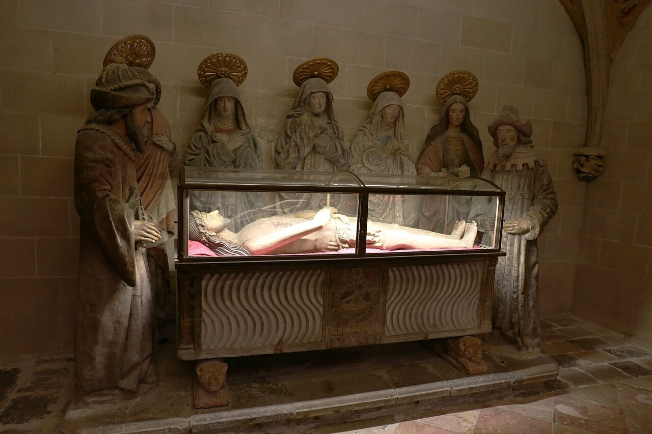 Таррагона Кафедральный собор. Интерьеры