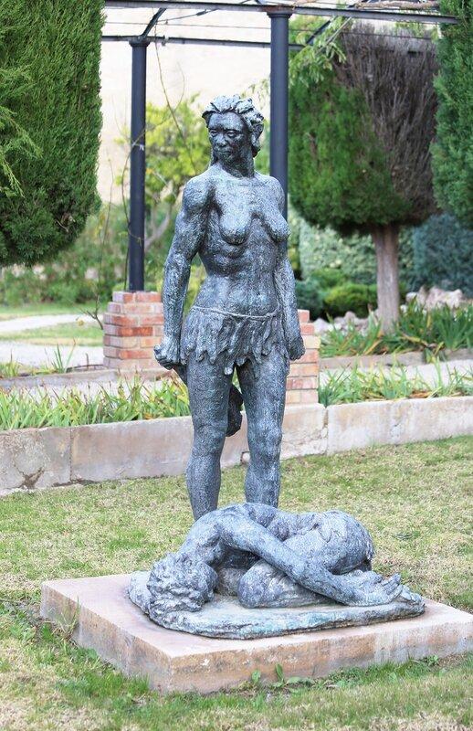 Tortosa. The Garden Of The Prince. Jardins del príncep