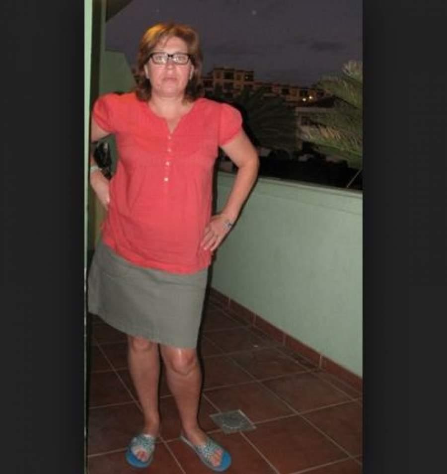На новой родине Гасинская стала настоящей звездой: рекламировала красный купальник, снялась для неск
