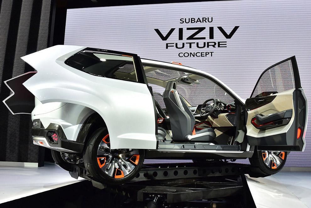28. Прекрасный Kikai — концепт от Тойоты. Дизайн Kikai — причудливая смесь пустынного багги и хот-ро