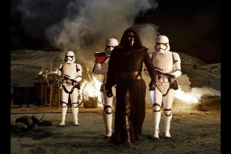 Star Wars.The Force Awakens. Звёздные войны. Пробуждение силы. 2015