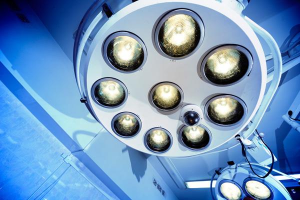 high tech operating theatre equipment market across