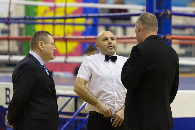Бокс в Анапе турнир Павлюка 2014