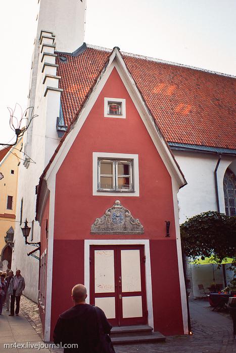 Эстония, Таллин, Старый город Таллина, Старинная булочная