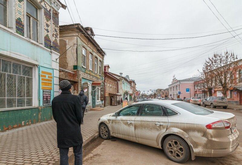 Застройка ул.Кирова, Кимры