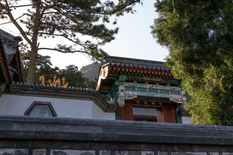 Дворец Юму Тяньбяо, парк Сяншань, Пекин