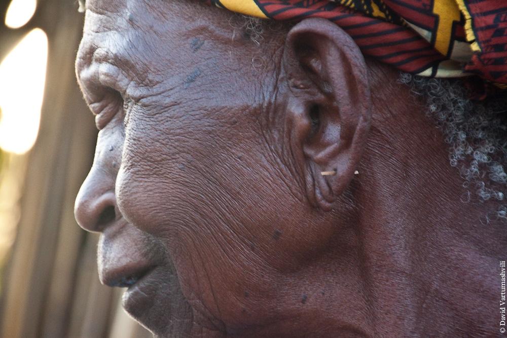 Сенегал, деревня Сипо возле Тубакуты.