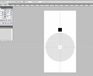 Печть на диске с использованием разгонного шаблона для фоточёрного