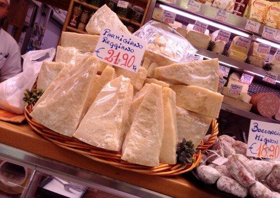 сыр пармеджано риджано