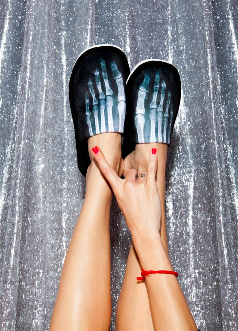 Хлоя Норгаард / Chloe Norgaard for Nasty Gal Christmas Gift lookbook