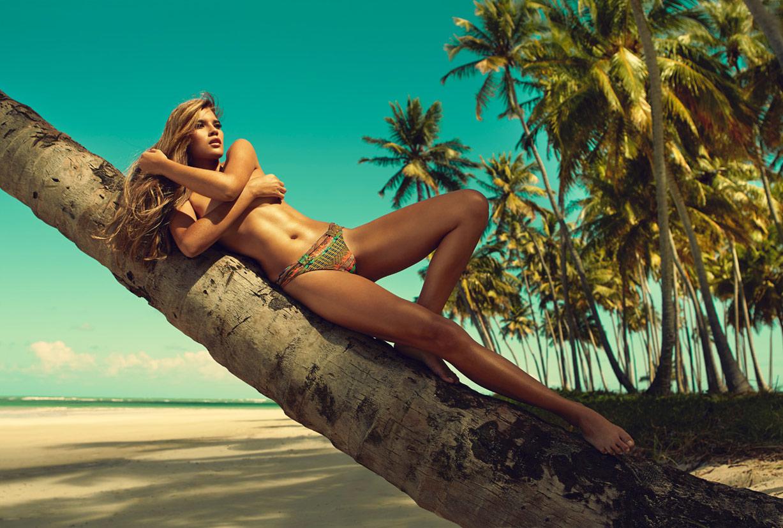 Красивейшие девушки Бразилии / carla maciel / 12 Natural Wonders - Brazil