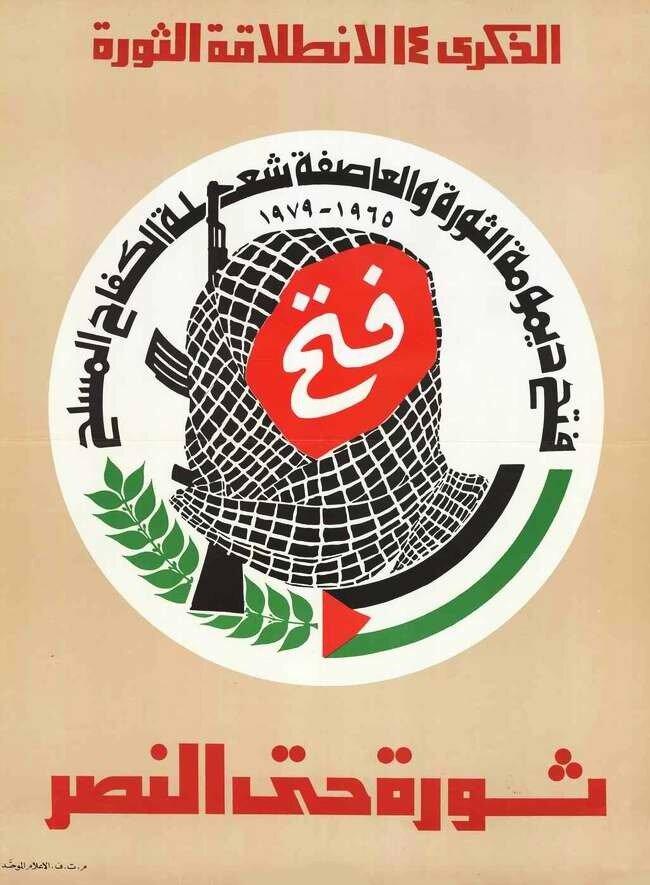Движение ФАТХ (1977 год)