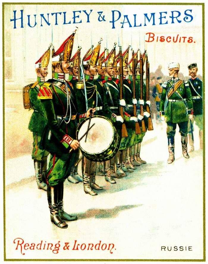 Солдаты русской армии (1)