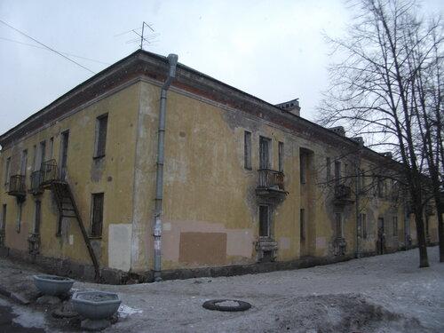 ул. Бабушкина 43к1
