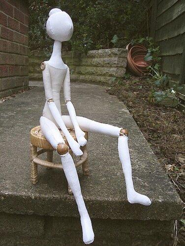 Куклы суставы руки ноги хрустят суставы чем лечить